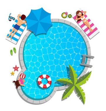 LA Swimming Pool