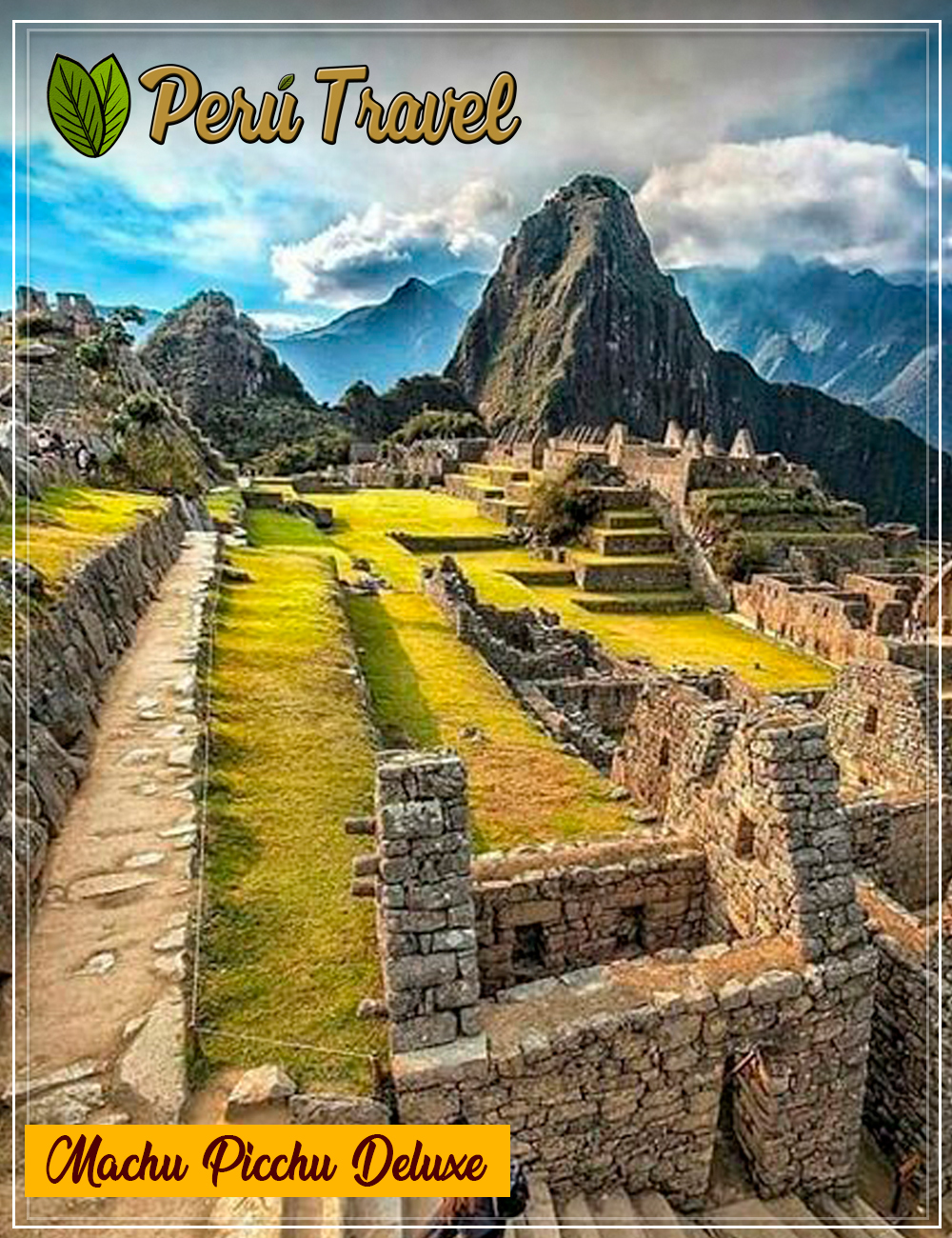 The peru travel