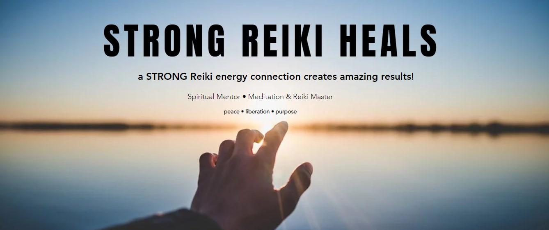 Strong Reiki