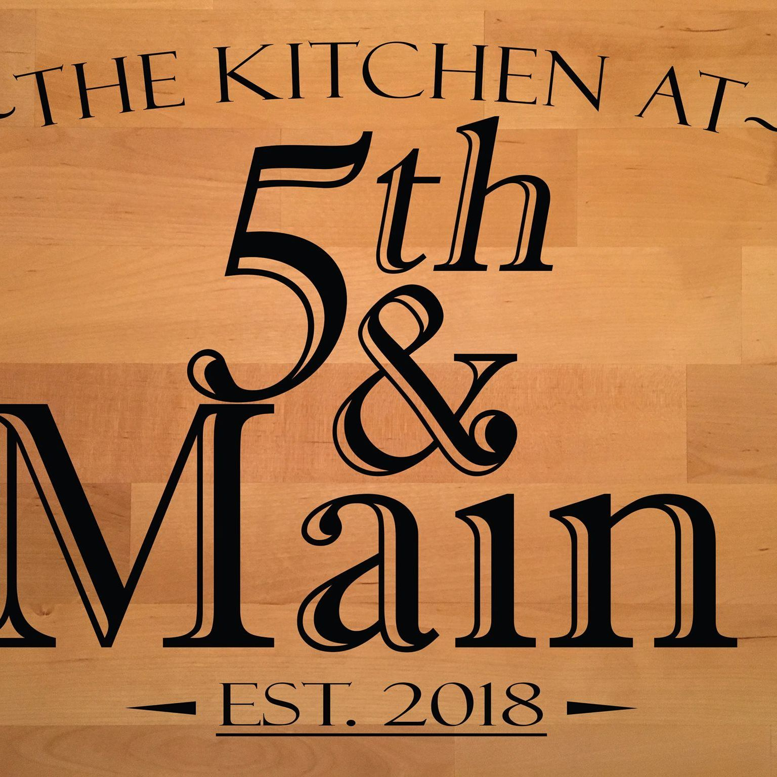 The Kitchen At 5th & Main