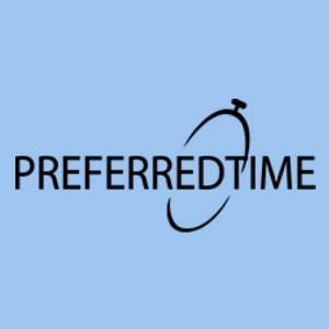 Preferred Time App