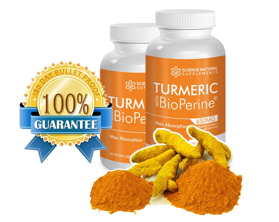 Turmeric With Bioperine