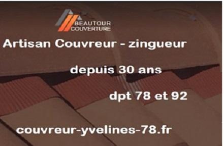 Couvreur 78 - Couverture Beautour