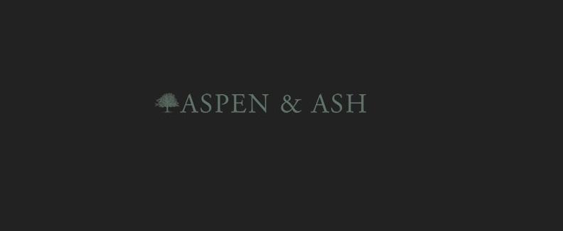 Aspen and Ash
