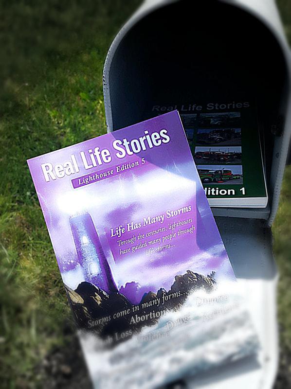 Real Life Stories Christian Testimony Books