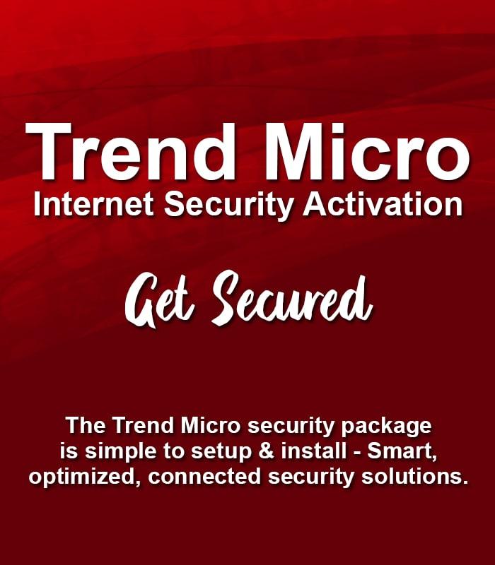 Trendmicro Activation