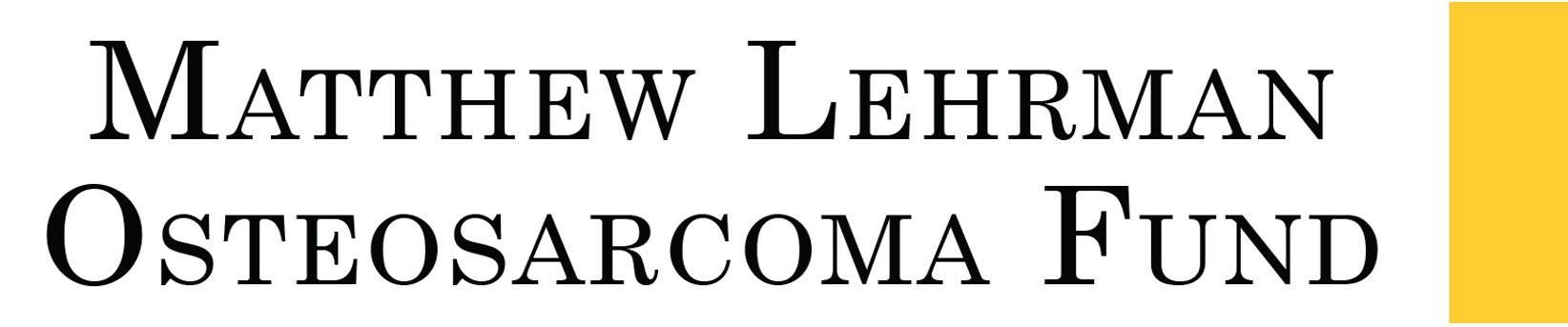 Matthew Lehrman Osteosarcoma Fund