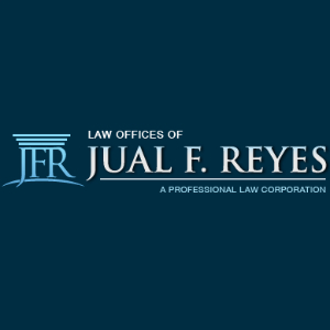 The Law Offices of Jual F. Reyes