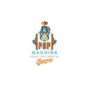 Website Design Services of Pop Machine Agency